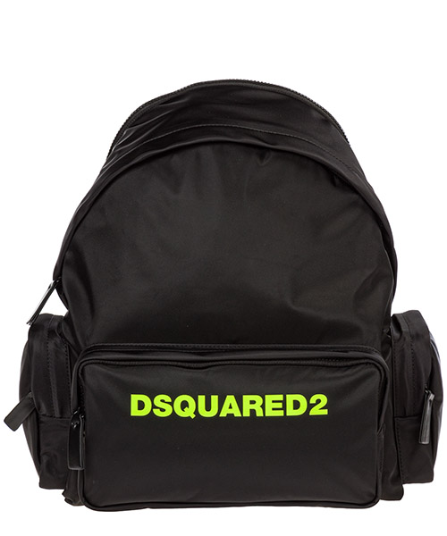 Zaino Dsquared2 bpm002611702174m778 nero