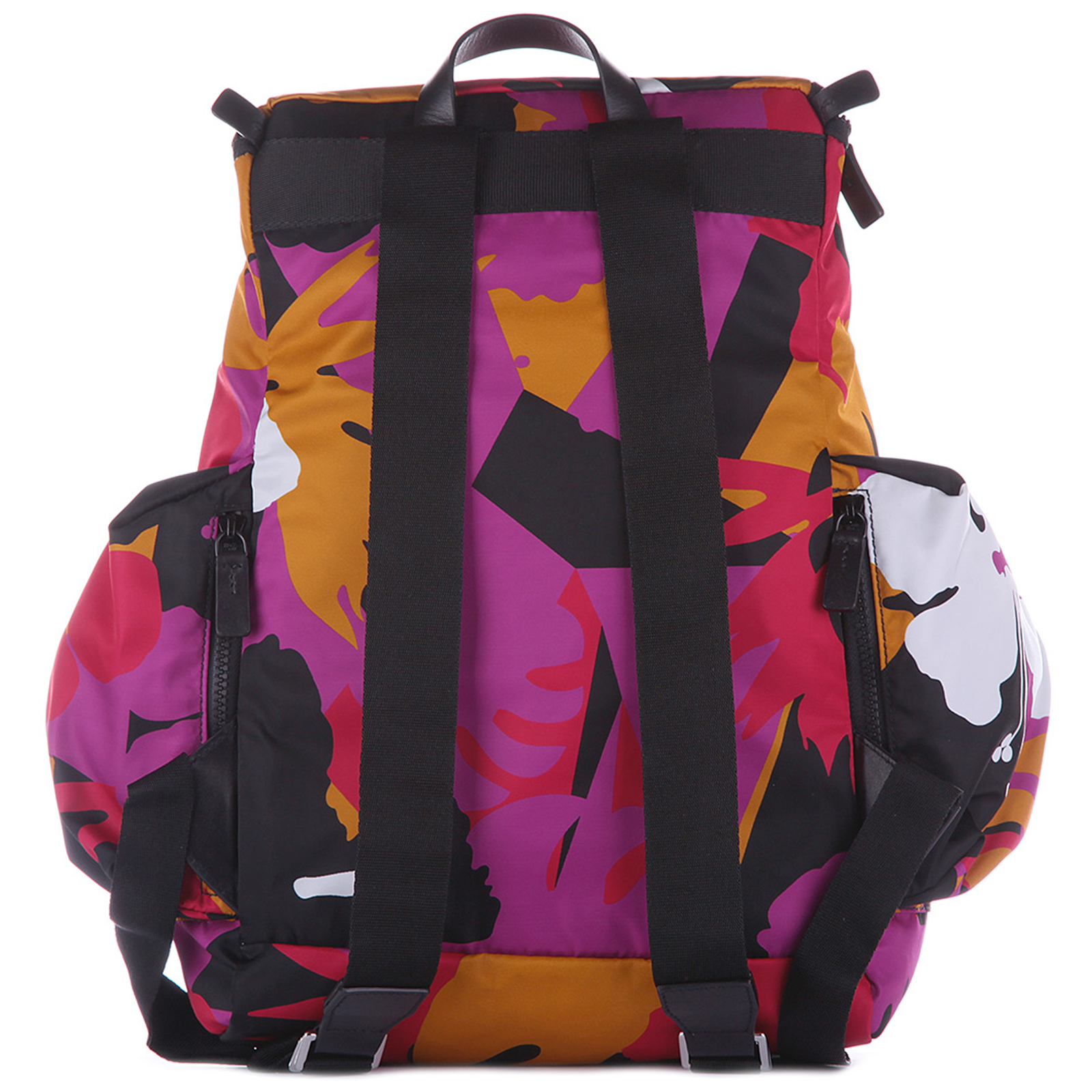 Zaino borsa uomo nylon  hero flower