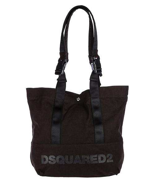 Shopping bag Dsquared2 Bad Scout TTM0001636000012124 nero