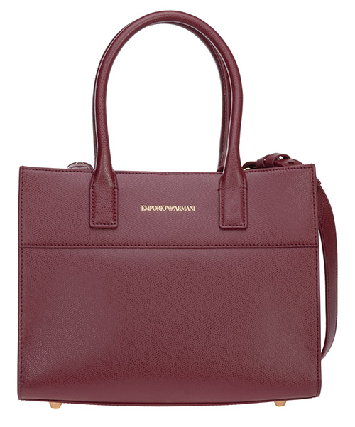 Handtaschen Emporio Armani y3a115yse2b80101 grape marc