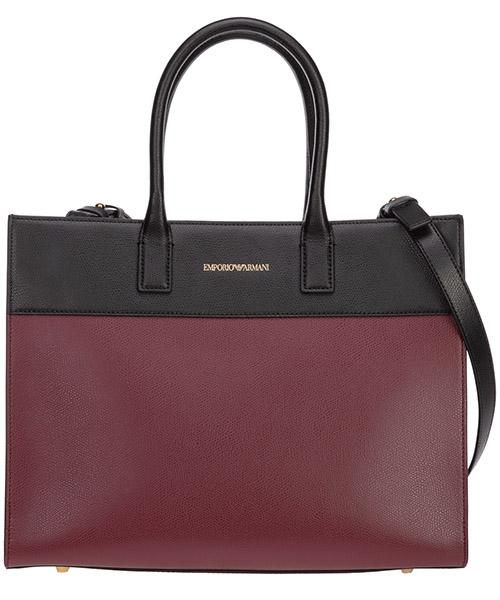 Handtaschen Emporio Armani y3a118yse2b84797 bordeaux