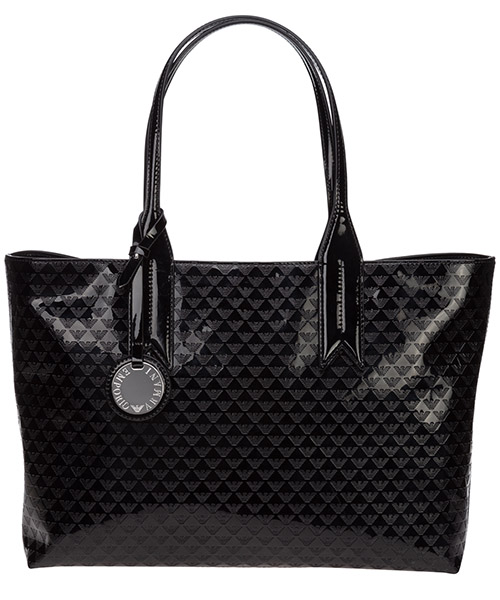 Shopping Bag Emporio Armani y3d099yi47e80001 black