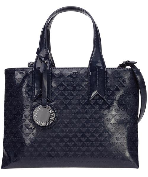 Handbags Emporio Armani Y3D153YI47E80033 navy blue