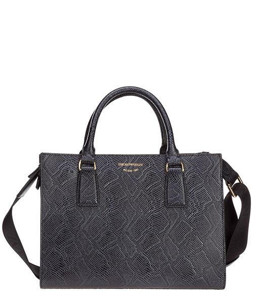 Handtaschen Emporio Armani y3d184yfx5b80001 nero