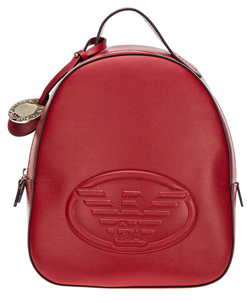 Рюкзаки Emporio Armani Y3L024YH18A80133 ruby red