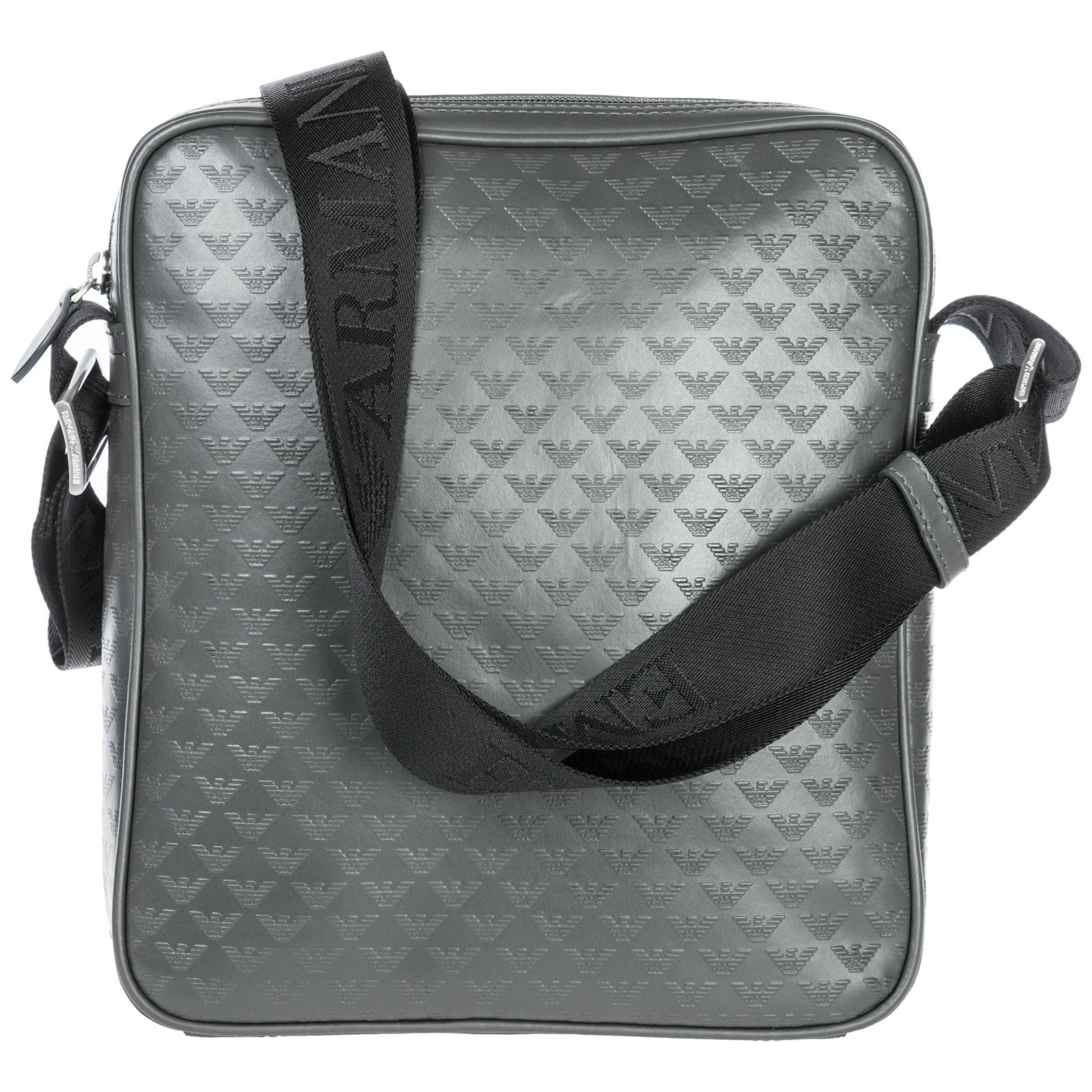 612619995b6c ... bag Men s leather cross-body messenger shoulder ...