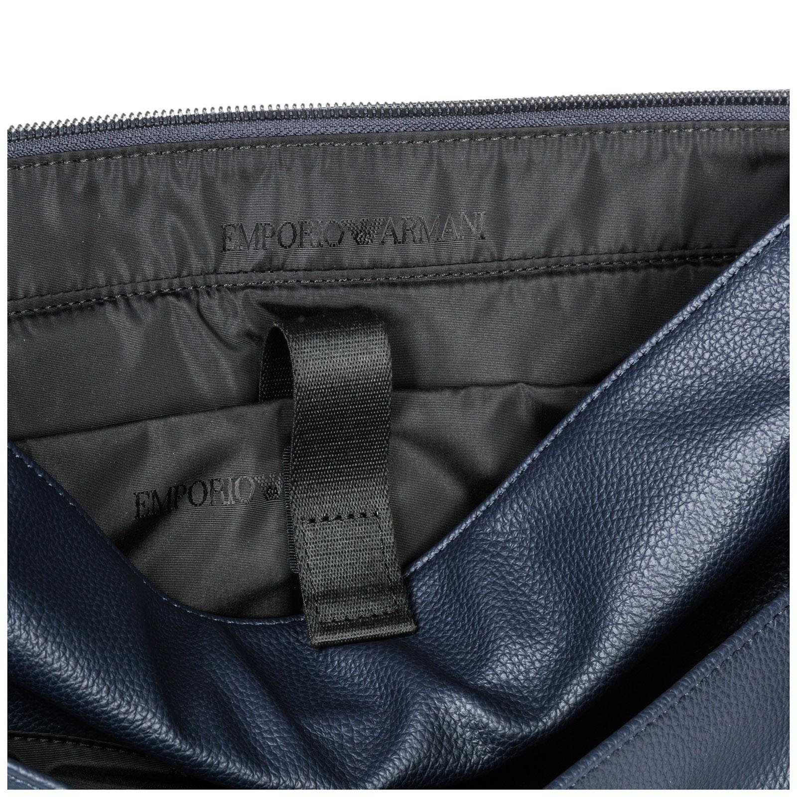 817498b71f3 Crossbody bag Emporio Armani Y4M173YG89J80455 blu indigo   FRMODA.com