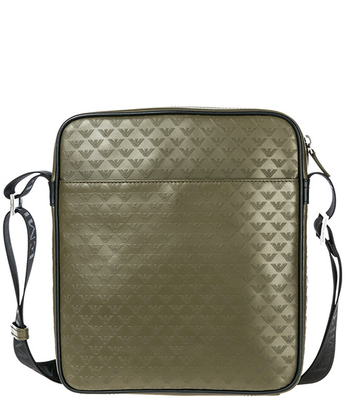 Crossbody bag Emporio Armani Y4M155YC04381124 military / black
