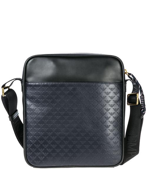 Crossbody bag Emporio Armani Y4M155YMD6T83194 navy / black