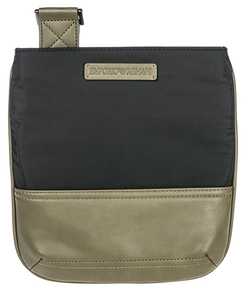 Crossbody bag Emporio Armani Y4M185YMA9J83190 black