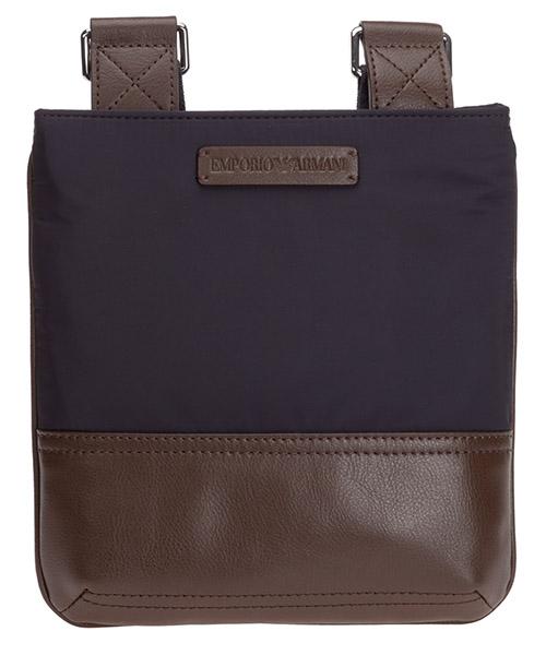 Crossbody bags Emporio Armani Y4M234YOB3E84732 navy / dark brown