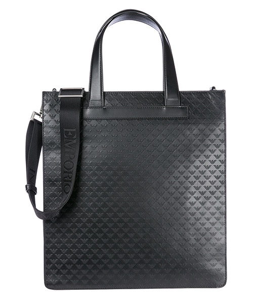 Shopping bag Emporio Armani Y4N096YC04380001 black