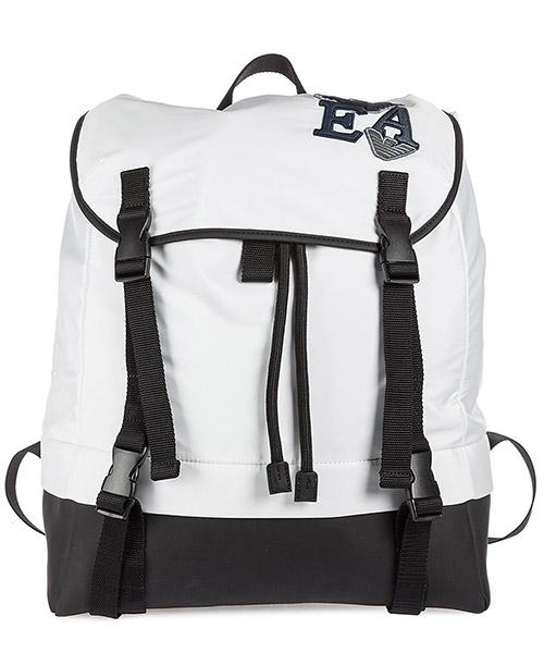 Rucksack Emporio Armani Y4O166YLI9V82264 white / black