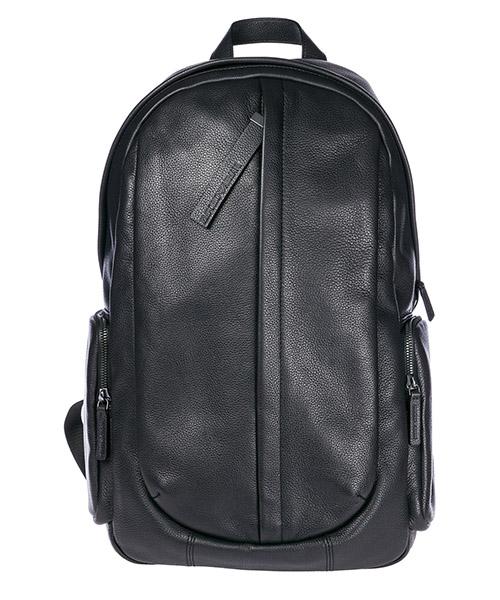 сумка-рюкзак мужская кожаная