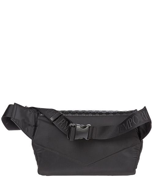 Men's leather belt bum bag hip pouch secondary image