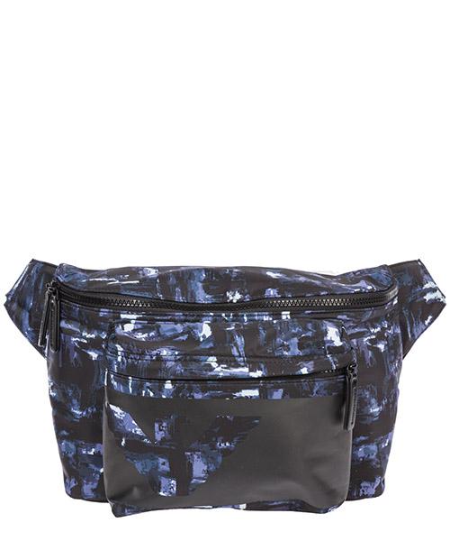 Riñoneras Emporio Armani Y4O195YML0V81285 blue / black