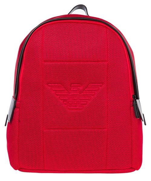 Rucksack Emporio Armani Y4O217YMI9V81499 rosso