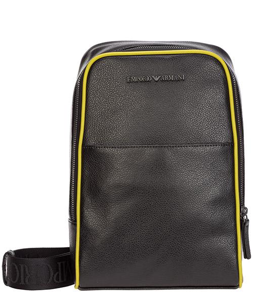 Crossbody bags Emporio Armani y4o218yew0j84256 black lemon