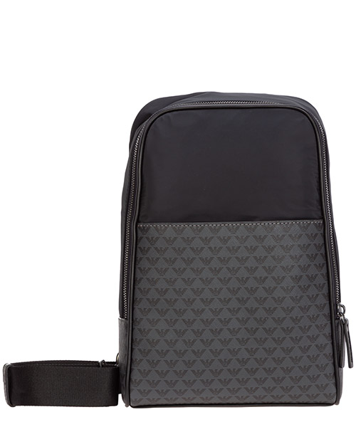 Crossbody bags Emporio Armani y4o218yme4j83194 navy / black