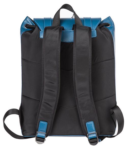 Men's leather rucksack backpack travel secondary image