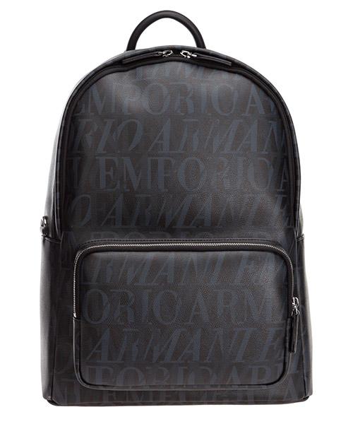 Backpack Emporio Armani Y4O250YI46E81127 grigio