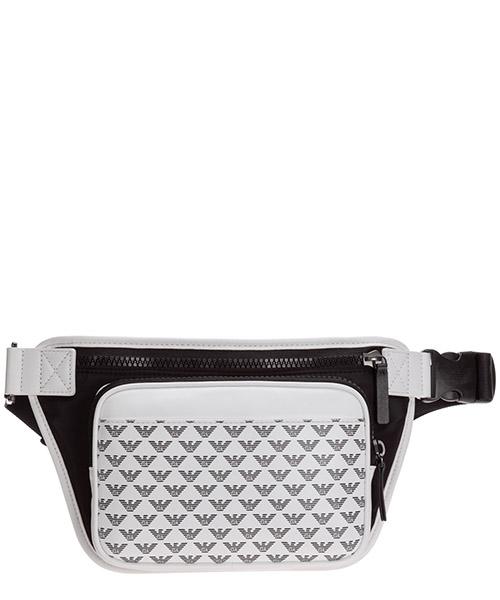 Bum bag Emporio Armani Y4O255YTO2J84715 white