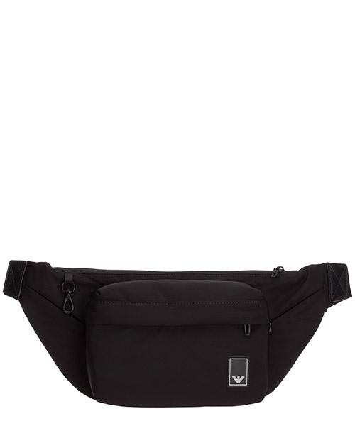 Bum bag Emporio Armani Y4O263YJJ8V81072 black