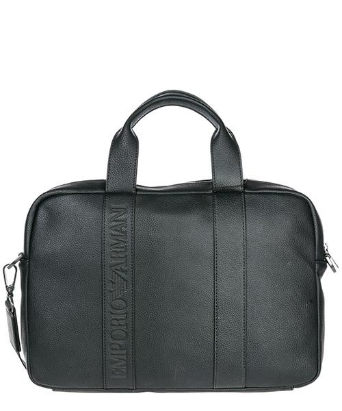 Briefcase Emporio Armani Y4P097YG89J81072 black