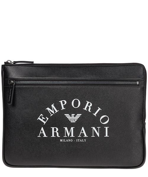 Borsa a mano Emporio Armani Y4P101YFE5J83896 black