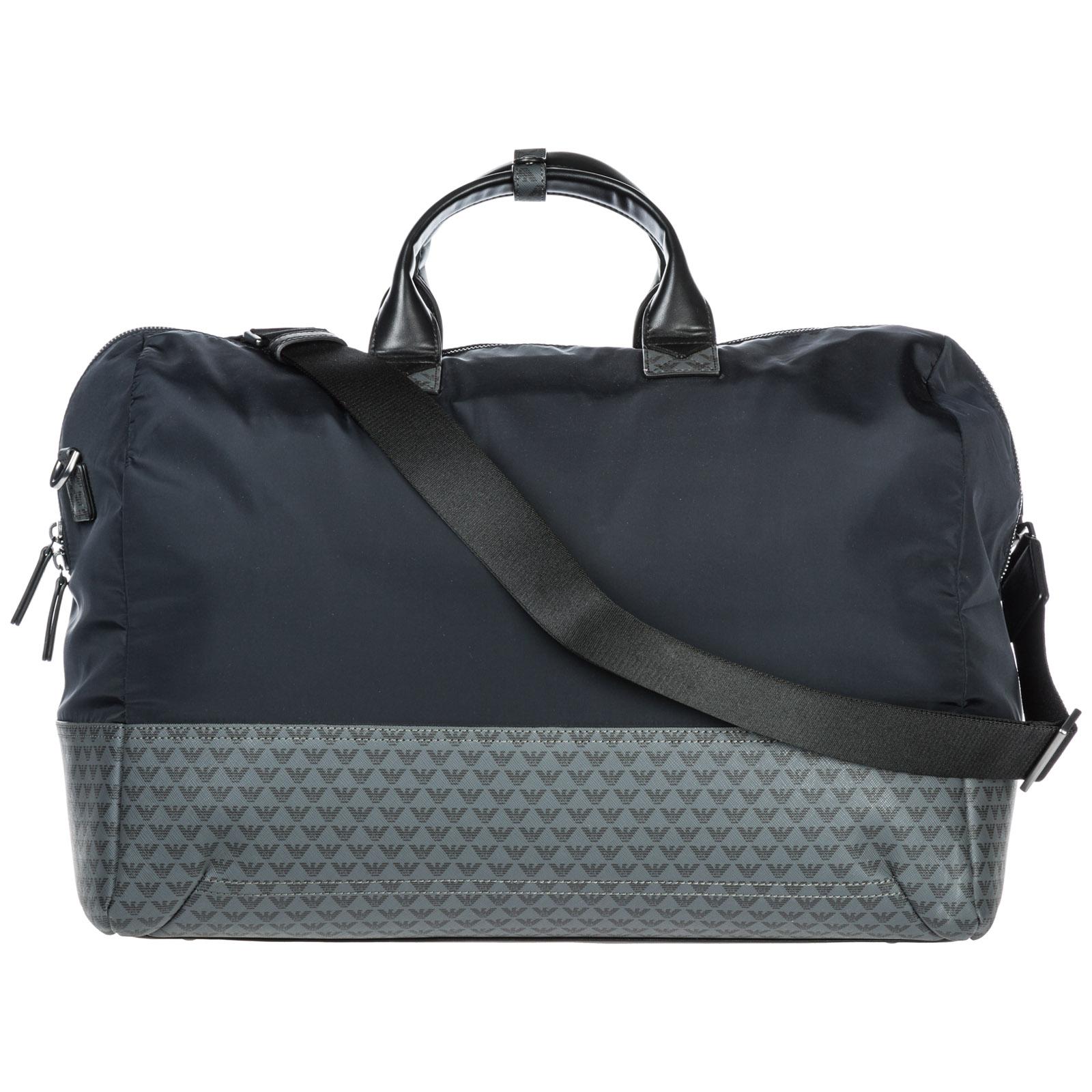 a44f8743f9d Duffle bag Emporio Armani Y4Q089YME4J83194 navy   black   FRMODA.com