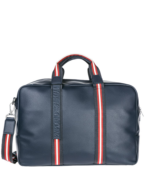 Duffle bag Emporio Armani Y4Q088YEO1J80455 blu indigo