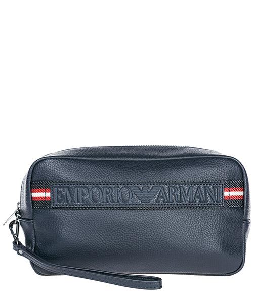 Beauty case Emporio Armani Y4R180YEO1J80455 blu indigo