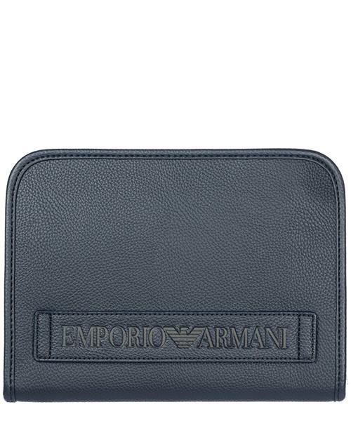Borsa a mano Emporio Armani Y4R208YG89J80455 blu indigo