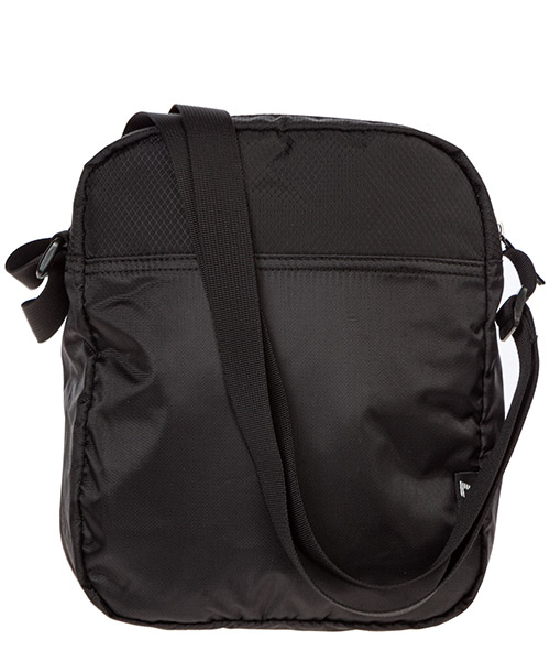 Men's nylon cross-body messenger shoulder bag  train prime secondary image