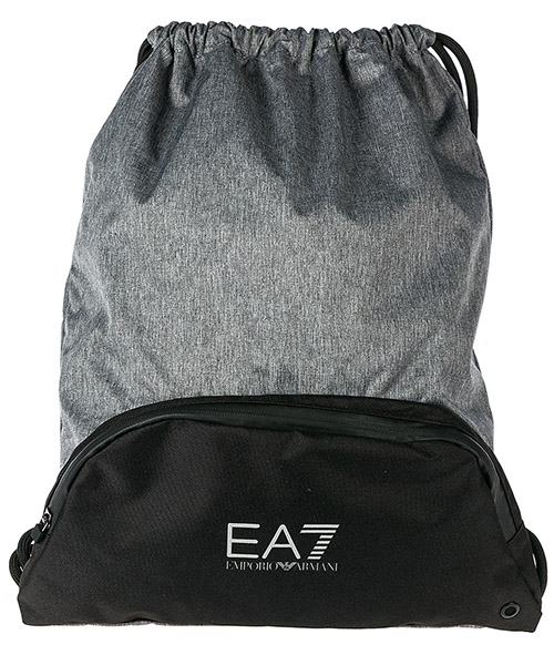 Zaino Emporio Armani EA7 2757528P80390047 melange pale grey