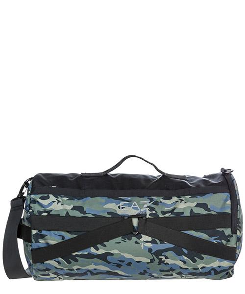 Bolso de fitness  Emporio Armani EA7 2758218A80207284 camouflage green