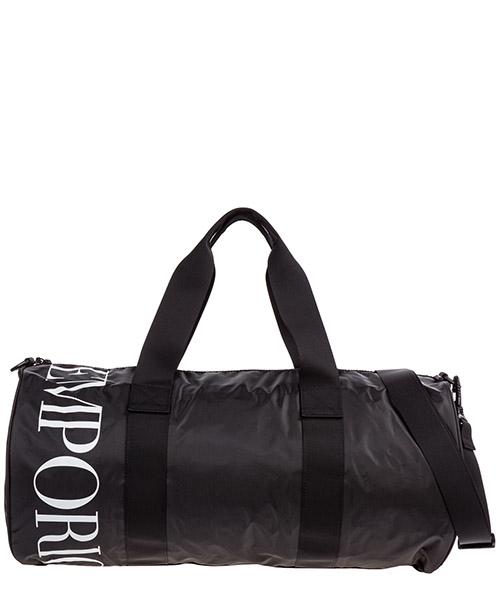 Sac de voyage en nylon weekend secondary image