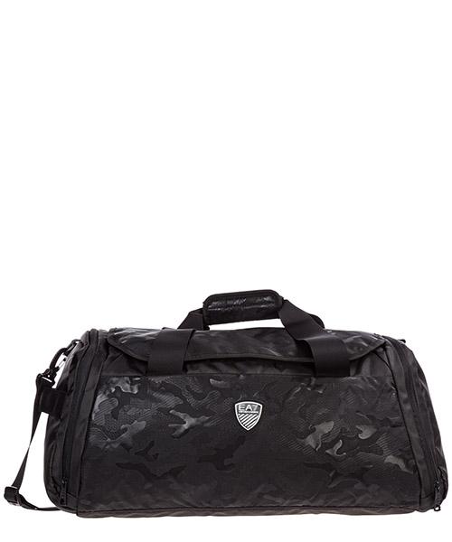 Gym bag Emporio Armani EA7 2758559P80455820 camouflage black
