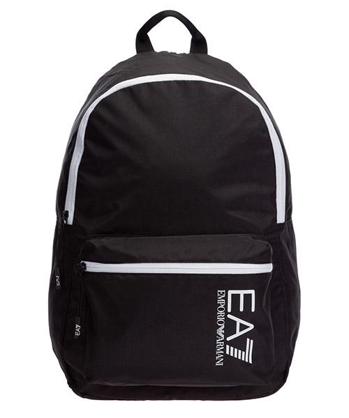 Rucksack Emporio Armani EA7 275971cc98078820 black - white