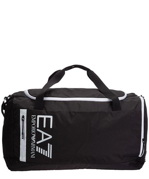 Sporttasche Emporio Armani EA7 275975cc98278820 black - white