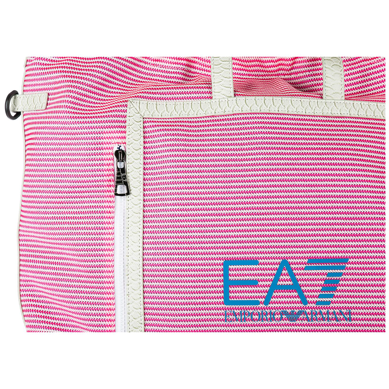 07f554dd9fe Beach bag Emporio Armani EA7 2855648P82149310 rosa   FRMODA.com