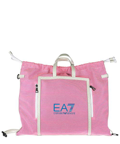 Beach bag Emporio Armani EA7 2855648P82149310 rosa