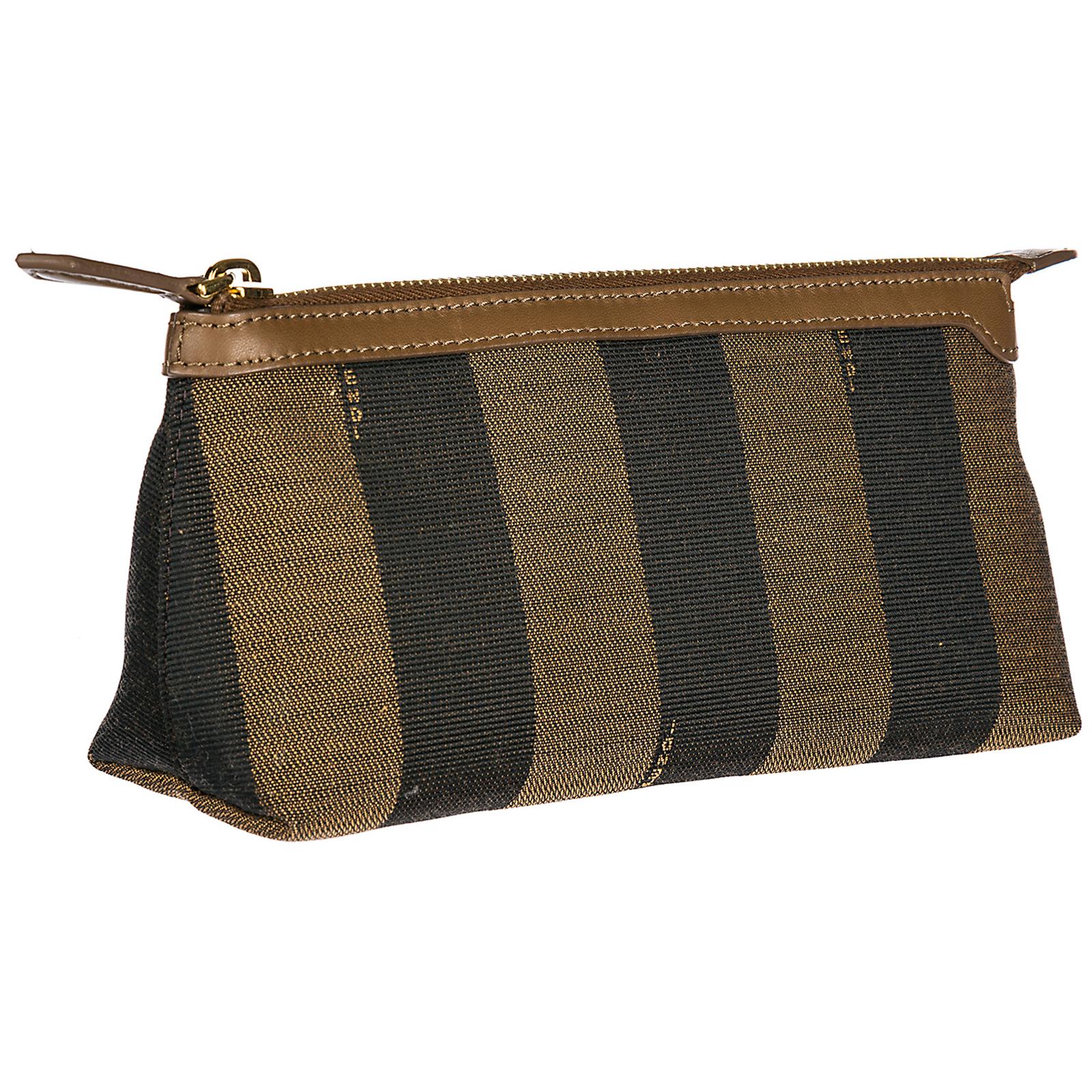 ... Beauty case viaggio trucco femme in nylon pequin ... d1418644bf5