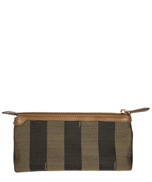 Beauty case viaggio trucco donna in nylon pequin secondary image