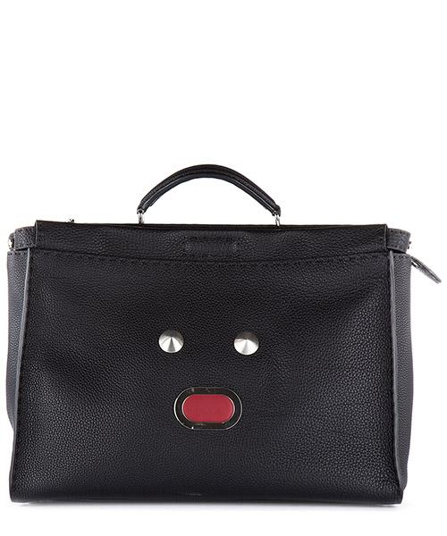 Handbag Fendi 7VA388 9QH F0GXN nero