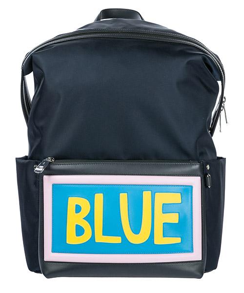 Rucksack Fendi 7VZ0356C2F05JP blu