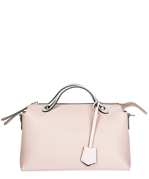 Bowler bag Fendi By The Way 8BL1245QJF136K rosa