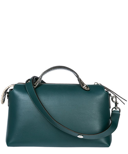 Borsa donna a mano bauletto in pelle by the way secondary image