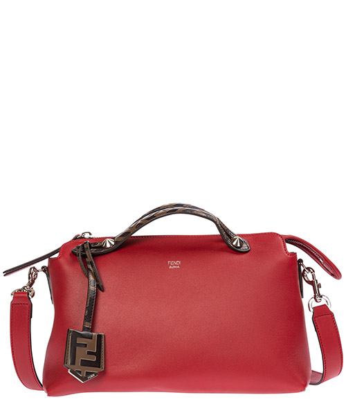 Сумка Fendi by the way 8bl124a6cof15z7 rosso