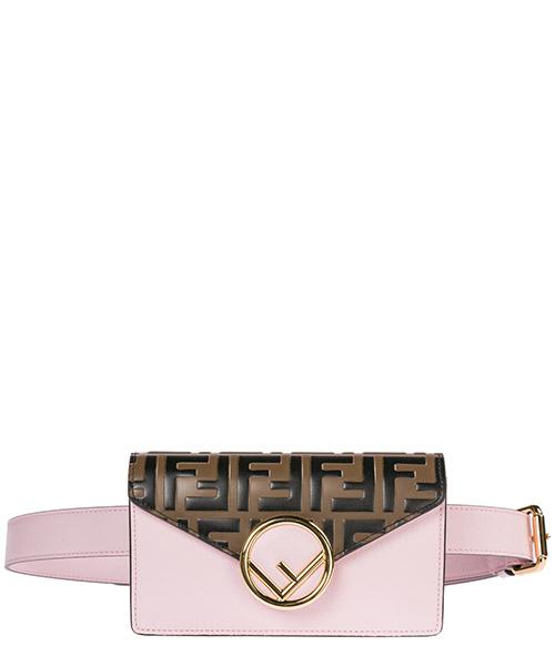 Поясные сумки Fendi 8BM005A6CBF15RZ rosa